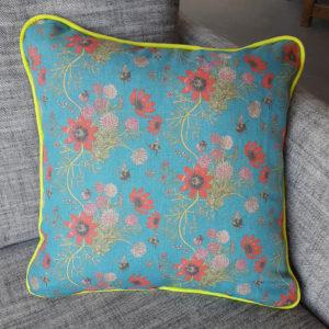 Mercia bees cushions
