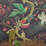 Carolina Parakeet in Prun