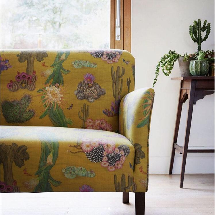 Limon Cactus sofa