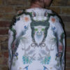 Madidi Clouds silk scarf