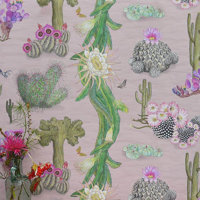 Cactus Mexicanos - Blush