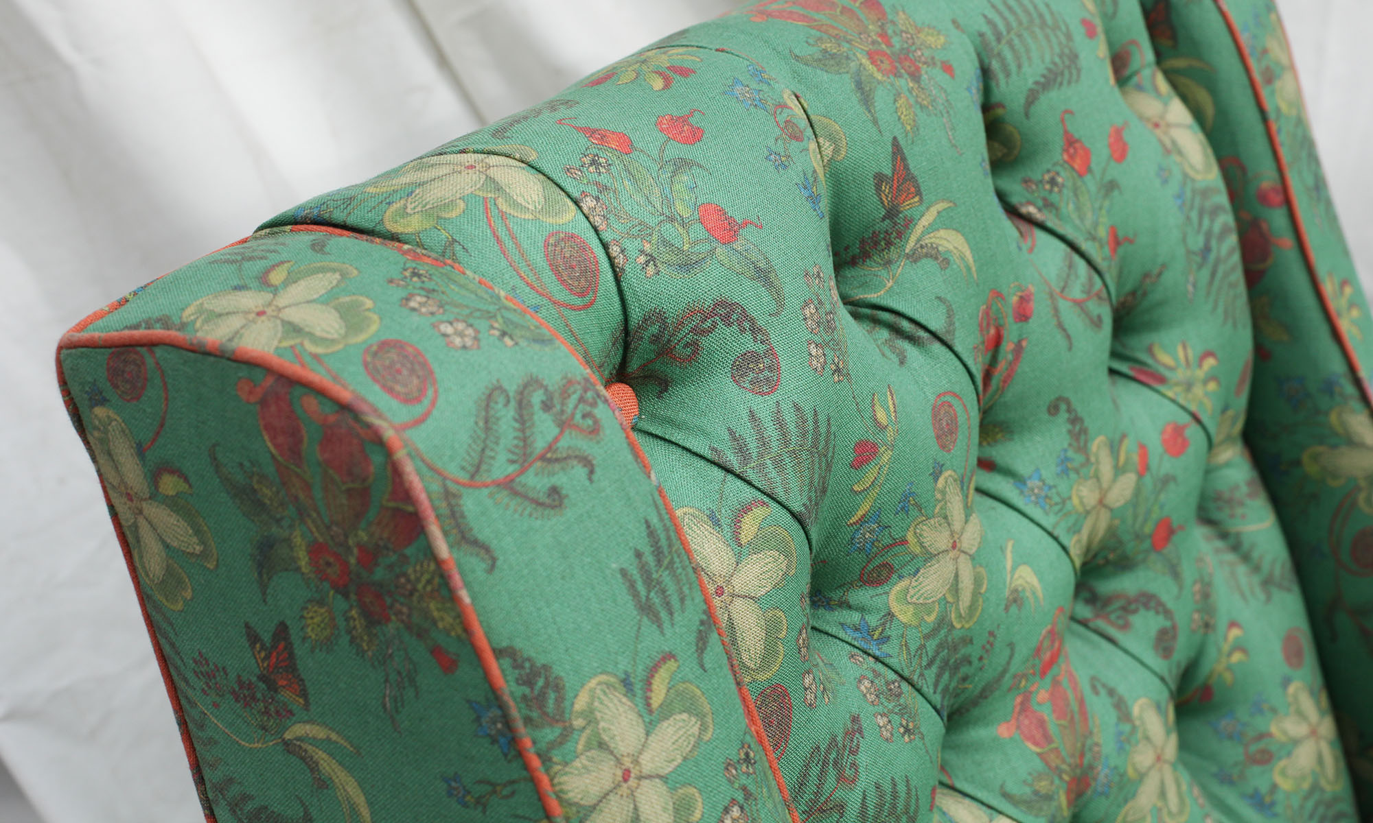 Carolina Posies Howard Chairs Jade