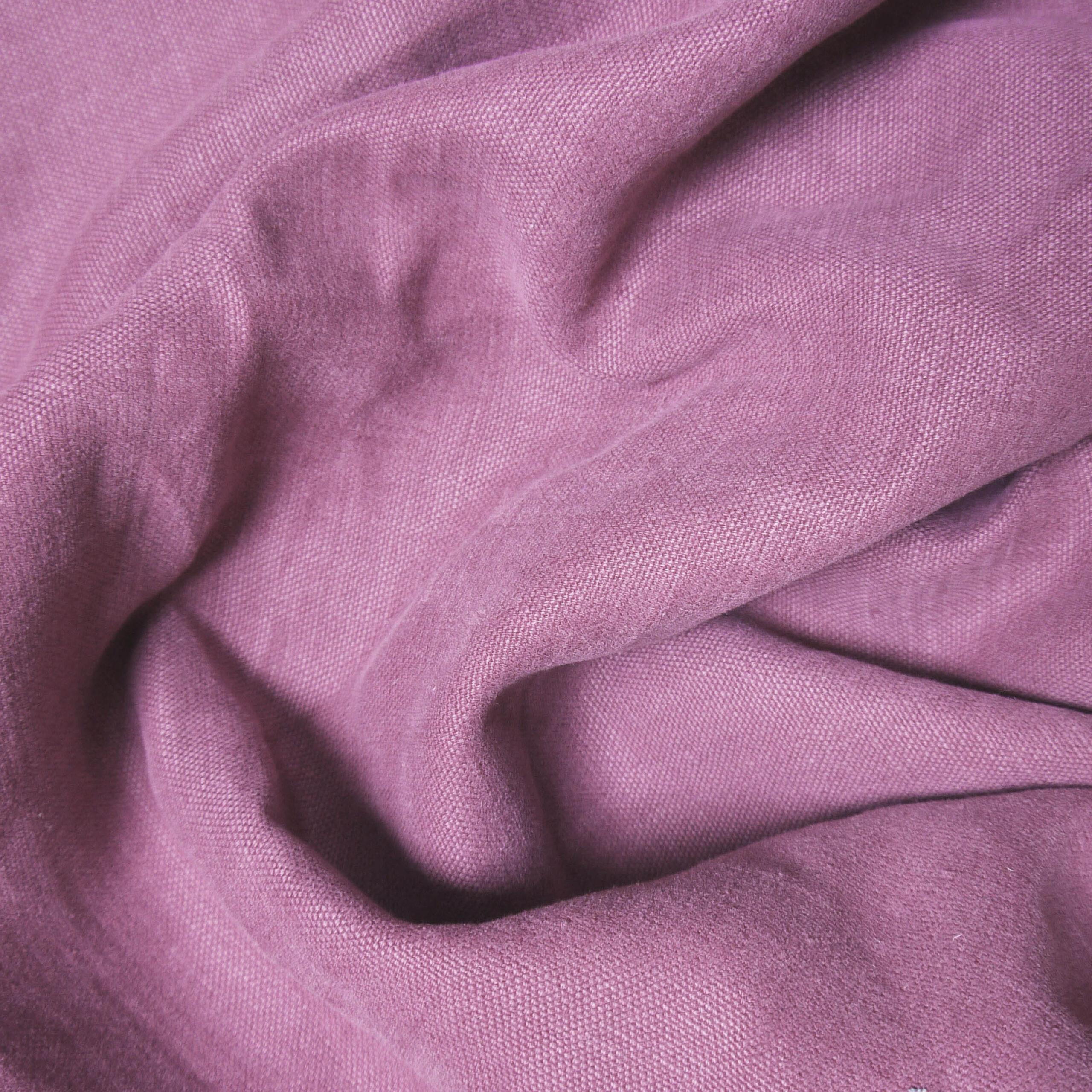 Heavy linen clover