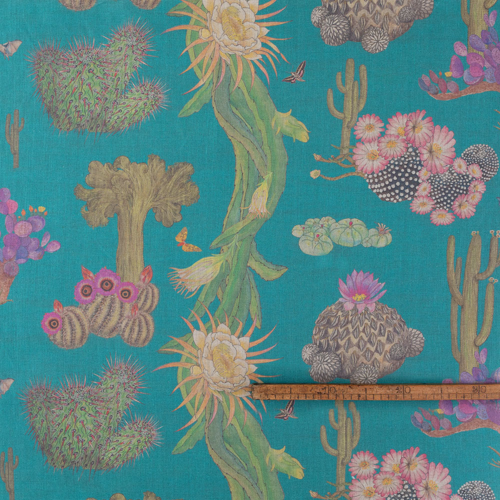 Cactus Mexicanos Turquoise